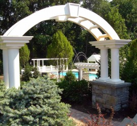 Custom Nashville Arbors